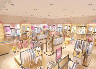 郑州童装店装修多少钱 童装店装修注意事项有哪些