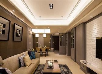 天津新房装修价格预算清单 天津装修公司新房精装修效果图