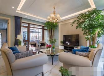杭州600平米别墅装修多少钱 杭州600平米混搭风格装修案例