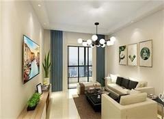 永康紫荆花园怎么样 永康紫荆花园89㎡三居室装修设计
