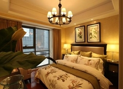 苍南灵溪小区怎么样 苍南灵溪小区四居室装修设计效果图