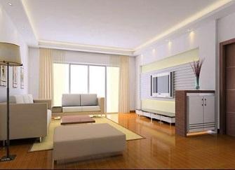 宿州恒大名都简单介绍 宿州恒大名都三居室简约装修设计效果图