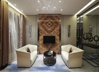 焦作大户型装修案例 焦作四室两厅装修效果图