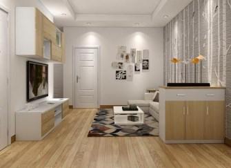 娄底小户型家装设计 娄底北欧风小户型装修案例