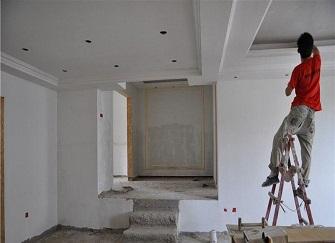 奉化旧房改造装修案例 老式公寓变得复古极其有韵味