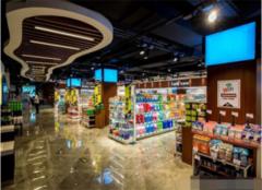 东台超市装修设计要点 东台超市装修效果图