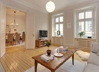 长兴公寓装修风格设计效果图赏析