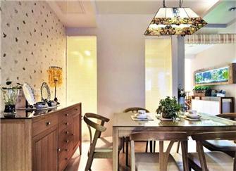 芜湖别墅装修设计 250平米别墅装修设计案例