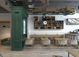 咖啡馆装修设计要点 咖啡馆装修设计案例