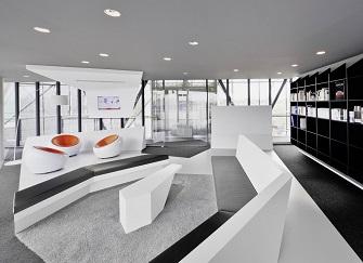 石家庄办公室装修设计公司 石家庄办公室装修设计方案