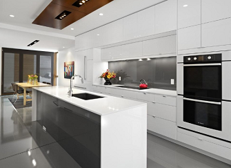 厨房台面材料有哪些?橱柜台面用什么材料好?