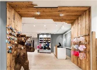 童装专卖店设计案例 童装专卖店装修设计价格