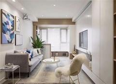 95平米房子装修多少钱 95平小三室装修效果图