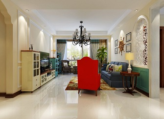 温岭三居室装修多少钱 温岭三居室装修案例