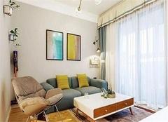 梧州小户型装修设计多少钱 60平米两室一厅装修图