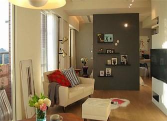 南寧單身公寓裝修技巧 超小戶型公寓裝修實例