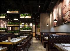太仓西餐厅装修多少钱 西餐厅装修设计案例