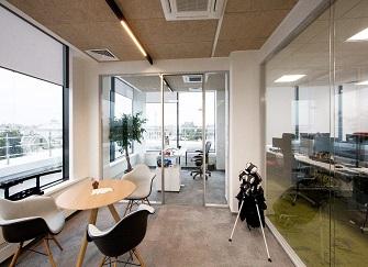 汉中办公室装修公司 汉中办公室装修设计