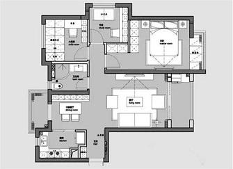 85平米二手房装修多少钱 85㎡二手房装修预算清单