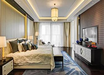 宜兴古典装修风格案例 二居室别有韵味