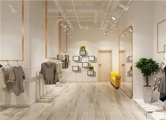 宁波服装店装修材料有哪些 宁波服装店装修效果图一览