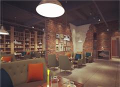 昆山咖啡厅装修设计 昆山咖啡厅装修效果图