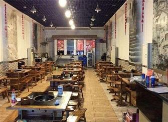 绍兴饭店装修设计哪家公司好 餐饮店面100平方装修多长时间