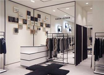 廊坊服装店装修公司哪家好 廊坊服装店装修设计案例