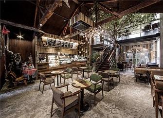 石家庄咖啡店装修哪家好 石家庄咖啡店装修设计案例