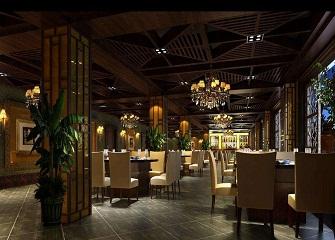 金华餐厅装修公司哪家好 金华餐厅装修要多少钱