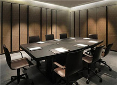 安庆会议室装修设计方案 安庆会议室装修公司