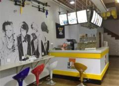 泰州奶茶店装修公司 泰州奶茶店装修设计