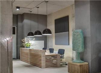 廊坊办公室装修设计案例 这么装修工作更高效
