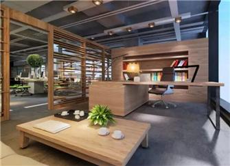 南京办公室装修价格 南京大型办公室装修设计案例