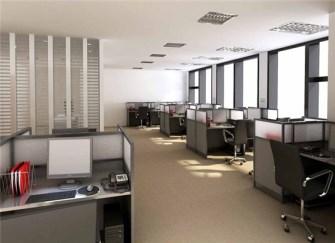 南宁办公室装修要点 南宁大型办公室装修攻略