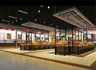 兴化超市装修多少钱 兴化超市装修设计风格效果图