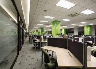 广州写字楼室内装修多少钱 广州写字楼室内装修设计风格效果图