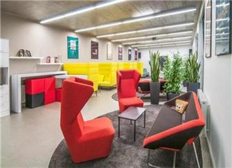 芜湖办公室装修设计案例 办公室装修设计技巧