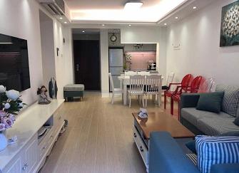 烟台三室一厅新房装修案例,全屋衣柜最特别!