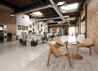 深圳办公室装修哪家好 深圳办公室装修多少钱一个平方