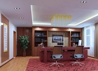 烟台办公室装修设计 办公室七个区域装修设计要点