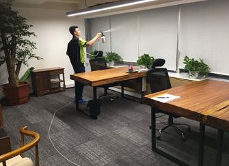 办公室装修完毕多久可以进去办公?如何去除甲醛?
