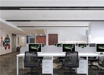宁波办公室装修公司哪家好 宁波办公室装修效果图