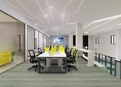 金华500平米现代办公室装修案例