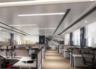 宁波办公室装修流程介绍 宁波办公室装修效果图