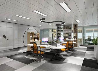 烟台办公室装修七大技巧 为员工创造一个更加舒适的环境
