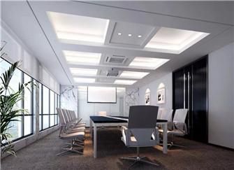 重庆办公室装修隔断设计 隔断材料与设计一起聊!