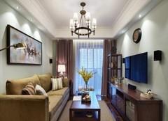 南寧嘉和城115m2家裝案例 超高利用率4室裝修設計