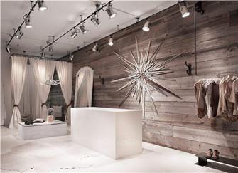 重庆服装店88真人平台设计公司 服装店88真人平台预算表