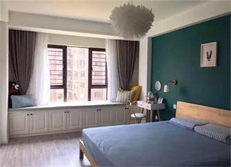 卧室飘窗空间巧妙利用 卧室飘窗这么改造美得冒泡